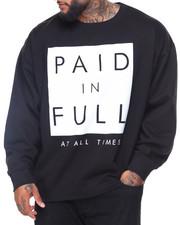 Men - Paid In Full Sweatshirt (B&T)