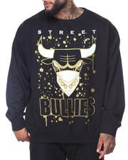 Men - Street Bullies Glitter Sweatshirt (B&T)