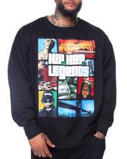 Men - Hip Hop Legends Sweatshirt (B&T)
