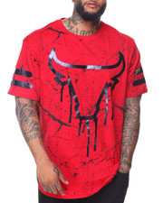 SWITCH - S/S Dripping Bully Tee (B&T)