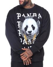 Pullover Sweatshirts - Panda Sweatshirt (B&T)