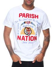 Parish - S/S Applique Tee