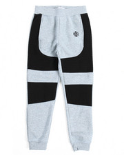 Sweatpants - Moto Fleece Jogger (8-20)
