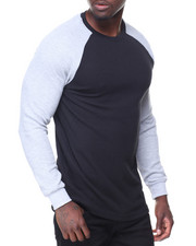 Thermals - L/S Raglan Sleeve Thermal Tee-2132557