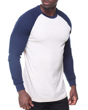 Buyers Picks - L/S Raglan Sleeve Thermal Tee