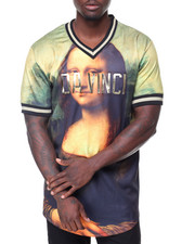 Men - Da Vinci Masters S/S Baseball Jersey