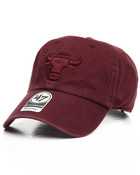 Chicago Bulls 47 Clean Up Strapback Cap