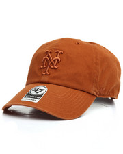 NBA, MLB, NFL Gear - New York Mets 47 Clean Up Strapback Cap