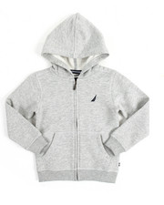 Nautica - Fleece Hoody (4-7)