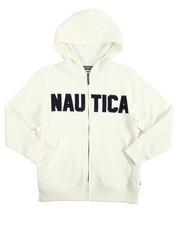 Nautica - Expedition Fleece Hoodie (8-20)