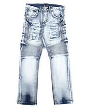 Boys - Moto Denim Jean (8-20)