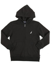 Boys - Fleece Hoody (8-20)