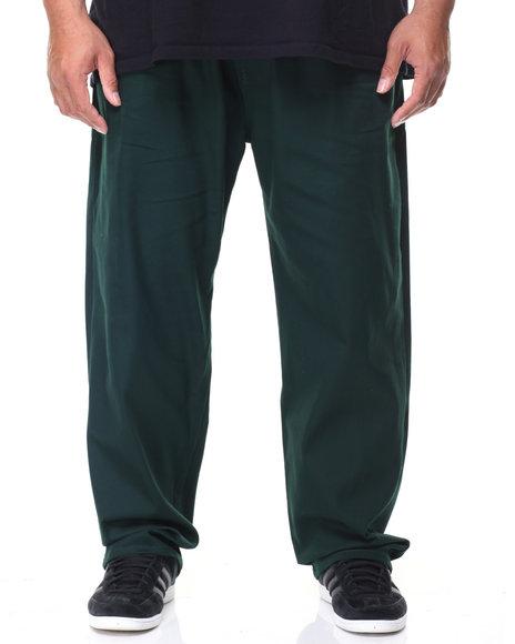 Akademiks - Shady Stretch Twill Pants (B&T