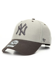 NBA, MLB, NFL Gear - New York Yankees Audible Two Tone 47 MVP Cap
