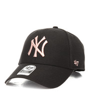 Women - New York Yankees Metallic 47 MVP Wool Cap