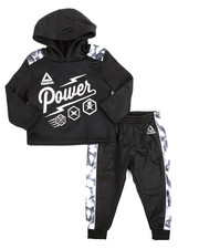 Sets - Popover Hoody & Jogger Set (2T-4T)