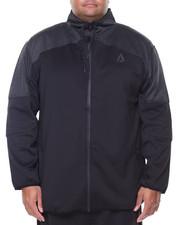 Light Jackets - Cortland Funnel Full Zip Jacket (B&T)