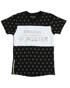 S/S Original Gangster Crew Neck Tee (8-20)