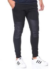Jeans & Pants - Fleece Jogger Nylon Block