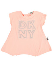 Tops - Bow Back DKNY Tee (2T-4T)