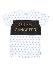 Sizes 8-20 - Big Kids - S/S Original Gangster Crew Neck Tee (8-20)