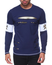 Men - Fitted L/S Tee