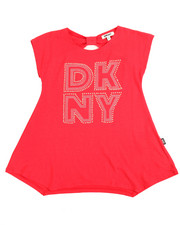 Tops - Bow Back DKNY Tee (7-16)