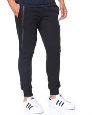 Men - Fleece Jogger Rubber Print Jogger