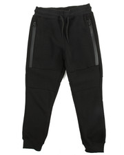 Boys - Zipper Fleece Jogger (4-7)