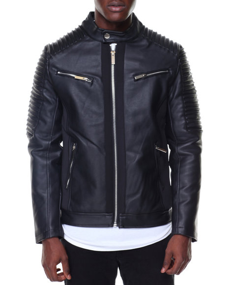 Buyers Picks - Pu Bomber Moto Sleeves