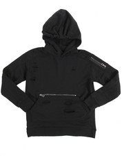 Boys - French Terry Thrasher Pullover Hoodie (8-20)