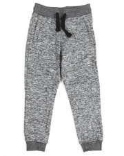 Black Friday Deals - Marled Fleece Joggers (4-7)-2133719