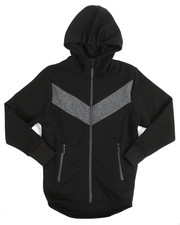 Hoodies - Tech Fleece Full Zip Hoodie (8-20)-2133898