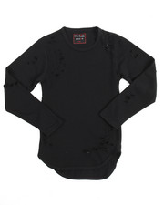 Boys - L/S Crew Neck Thrasher Sweatshirt (8-20)-2133970