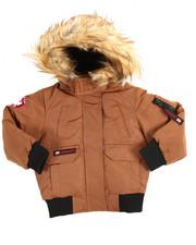 Boys - Heavy Weight Bomber Jacket (4-7)