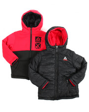 Reebok - Reversible Jacket (2T-4T)