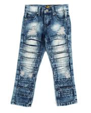 Boys - Fashion Cut/Sew Jean (4-7)