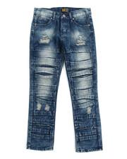Boys - Fashion Cut/Sew Jeans (8-20)