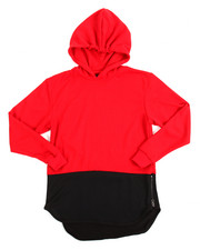 Hoodies - French Terry Pullover Hoodie (8-20)