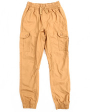 Sizes 8-20 - Big Kids - Cargo Jogger Pants (8-20