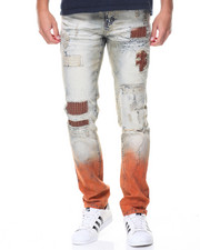 Jeans & Pants - Destroyed Slim Fit Jean