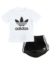 Infant & Newborn - TEE & SHORT SET (INFANT-4T)