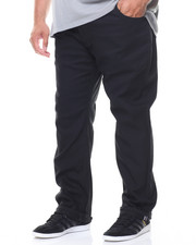 Southpole - Flex Stretch Twill Slim Straight Pants (B&T)