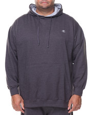 Champion - L/S Pullover Fleece Hoodie (B&T)-2135189