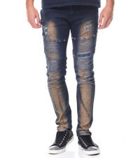 Jeans & Pants - Knee Trim Motto Jeans