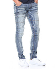 Jeans & Pants - Side Pocket Skinny Jeans
