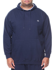 Champion - L/S Pullover Fleece Hoodie (B&T)-2135194