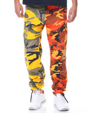 Jeans & Pants - Two Tone Camo Bdu Pants