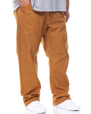Southpole - Bull Twill Straight Fit Pants (B&T)