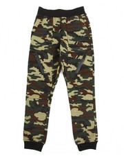 Sizes 8-20 - Big Kids - Quilted Fleece Jogger (8-20)